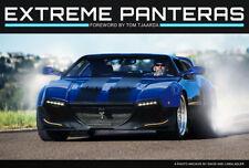Extreme Panteras by David & Linda Adler Foreword by Tom Tjaarda A New Book