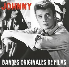 "JOHNNY HALLYDAY ""Bandes Originales de Films"" (33t + CD)"