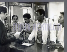 Vintage photo 1978 Richard Pryor Bill Cosby California Suite