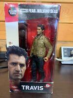 McFarlane Toys Figure - Fear The Walking Dead AMC TV - TRAVIS MANAWA (7 inch)
