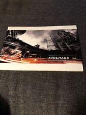 Colnago Bicycle Catalog 2014