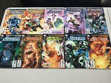 Green Lantern (2006) #39 1st app Orange Lantern 40 41 42 43 44 45 46 47 48 NM