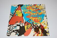 """ELVIS COSTELLO THE ATTRACTIONS Signed """"ARMED FORCES"""" Album Vinyl Record LP w/COA"""