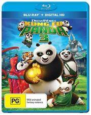 Kung Fu Panda 3 :  NEW Blu-Ray