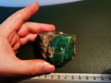 Rough Chrysoprase Australian Rock Gemstone For Jewellery Lapidary 150g Cut