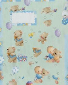 New Baby Boy / Girl - 2 * A4 Sheets Pickup 3D Non-Die-Cut Decoupage - Various