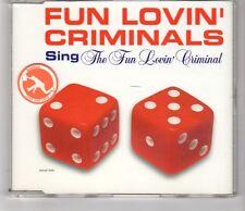 (HI513) Fun Lovin' Criminals, The Fun Lovin' Criminal - 1996 DJ CD