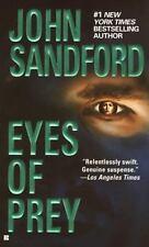Eyes of Prey, John Sandford, Good Condition, Book
