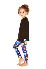 b9f27d2b4af35 NEW TODDLER GIRLS TEREZ MADE IN NYC STRETCH WINTER BAKED IDEAS LEGGINGS S