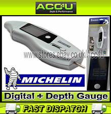 Michelin Coche Digital calibrador de Presión Neumático con Tread fondo Visor