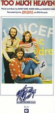 Bee Gees Too Much Heaven  US Sheet Music