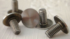 Cake stand Fitting - Flat Head Bolt / Screw x 5 hardware tiered stand 6mm hole