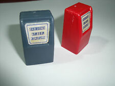 2  POMPES  A  ESSENCE  GARAGE  STATION  SERVICE   NIL  1958  VROOM   1/43