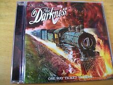 THE DARKNESS ONE WAY TICKET TO HELL CD MINT-