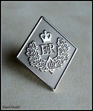 Canada Queen Elizabeth II Diamond Jubilee Medal 1952- 2012 l Lapel Pin Badge