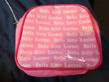 Hello Kitty London Pencil Case KIDS school stationary FREE POSTAGE