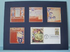 1839 - 1939 - 100th Anniversary of Baseball & its Evolution & First Day Cover