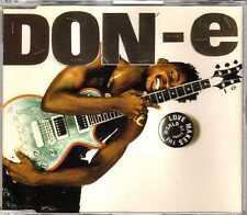 DON-e - Love Makes The World Go Round - CDM - 1992 - RnB Pop 4TR