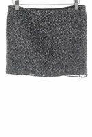 NAF NAF Robe courte noir blanc motif en zigzag style simple Dames T 36   eBay