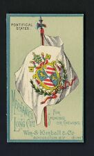 More details for kimball - national flags - pontifical states