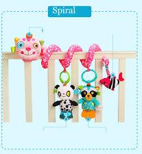 Pink Tiger Baby infant activity spiral toy cot pram hanging developmental toy
