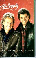 Air Supply Christmas Album 1987 Cassette Tape Xmas Classic Pop Folk Soft Rock
