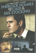 SHERLOCK HOLMES & The CASE of the SILK STOCKING New but UNSEALED Region 4