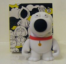 FAMILY GUY KIDROBOT BRIAN statue figure series 1