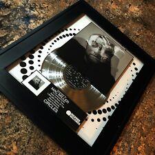 Mac Miller CIRCLES Million Record Sales Music Award Disc Album LP Vinyl