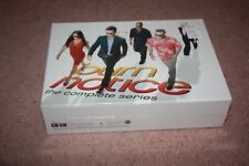 Burn Notice: The Complete Series (DVD, 2013, 29-Disc Set) *Brand New Sealed*