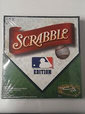 Scrabble Crossword Board Game - MLB Edition
