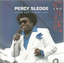 RARE PERCY SLEDGE CD WARM & TENDER LOVE TKO RECORDS 1991 MINT