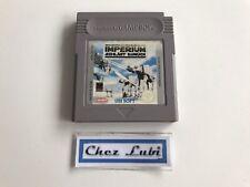 Star Wars Das Imperium Schlagt Zuruck - Nintendo Game Boy - PAL NOE