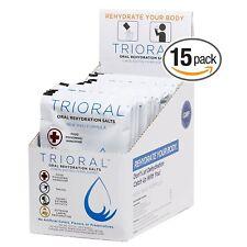 TRIORAL Oral Re-hydration Salts - 15 packs