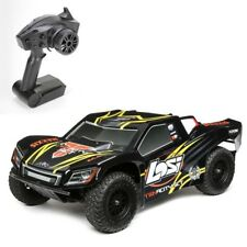 NEW Losi TENACITY SCT 1/10 4WD Brushless Short Course Truck Black/Yellow FREE SH