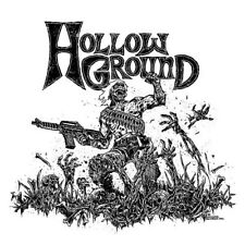 HOLLOW GROUND - Warlord  (2-LP - BLACK Vinyl) DLP