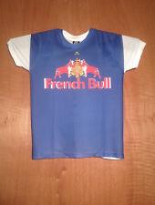 t-shirt bull français french bull red bull