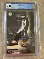 WYRD #3 9.8 CGC Dark Horse Comic Variant Dell'Otto Cover Horror Detective