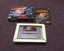 Wing Commander  (Nintendo SNES, 1992)