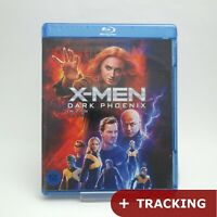X-Men: Dark Phoenix .Blu-ray