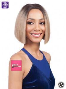 MLF178 XENON - BOBBI BOSS Premium Synthetic Lace Front Wig YARA series