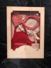 Pottery Barn Kids Chef Doll Outfit New in Box