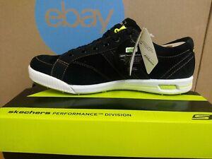 NIB New In Box Skechers Go Golf Drive Men's Golf Shoes Size 9.5 Black Lime E1