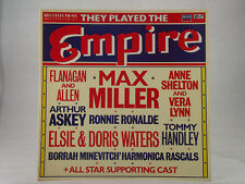 They Played the Empire DECCA 2LP GF 1982 FREE POST