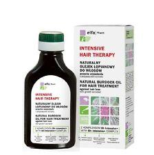 Green Pharmacy Intensive Hair Therapy Burdock Oil Against Hair Loss 100ml