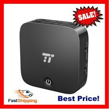 TaoTronics TT-BA09 Bluetooth 5.0 Transmitter and Receiver Digital Optical...