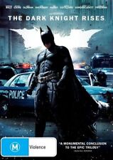 The Dark Knight Rises (DVD, 2012) Christian Bale, MIchael Caine, Tom Hardy