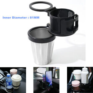 Multifunction Car Drink Cup Holder Air Outlet Bottle Water Stand Phone Bracket