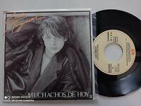 """LUIS MIGUEL Muchachos De Hoy SPAIN 7"""" VINYL 1985 EX"""