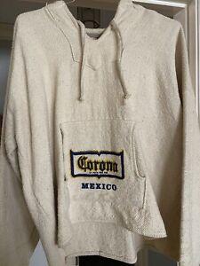 Corona cotton hoodie